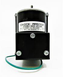 MOTOR ONLY TURNING 230/60 POWERMASTER