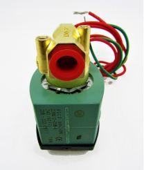VLV SOL 220V AC 50/60 HZ N.O. ASCO WATER
