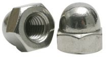 M6 DOME NUT SST