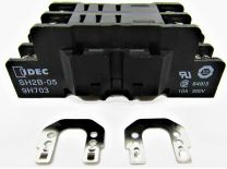 Relay socket 8 pin Female.