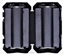 "Ferrite Sp;it Core Snap On 0.315"" ID"