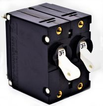 Circuit Breaker, 1.0 amp, 2-pole, general purpose