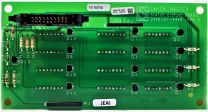 Circuit Board, Status Display, ISIS (replaces 601A-15-4663)