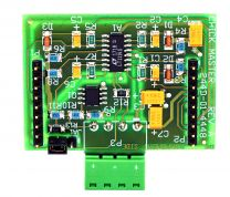 Signal conditioning board thermistor for I/O board.