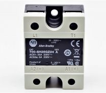 RELAY SOLID STATE 24-265 VAC 25 AMP 3-32 VDC DIRECT CURRENT INPUT