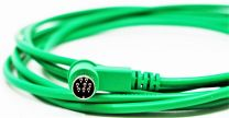 COLOR TS SBC ADPTR CBL AB GREEN 3 METER