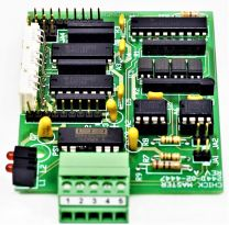 Circuit board assembly Ultra OPTO RS485 communications.