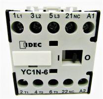 RELAY IDEC MINI CONTACTOR 8A 240VAC HEAT