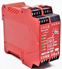 RELAY SAFETY 24V 2PUT-TIMEDELAY - VFD