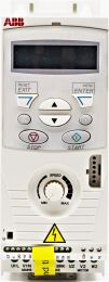 VARIABLE FREQUENCY DRIVE: 1.5 KW, 3 PH, 380 V, ABB PROGRAMMED