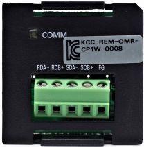 COMMUNICATION CARD READER CP 1W-CIF 11