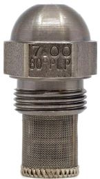 Spray nozzle tip 7.00 gph, for brass body with screen For wood, S-1 Setters, 30H Hatchers