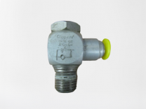 "Flow Control Valve: Adjustable 25"" Tube"