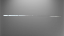 "CORRIDOR BAR 16 HIGH 4-1/2"" SPACING 78.47"" LONG 109-ST-576 - SOLD IN MULTIPES OF 25 PCS"