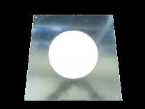 FACIA SEALING PLATE - 200MM - H192