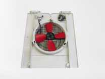 BOX 2 OF 2 FAN BOARD/HEATER/BLADE 50HZ