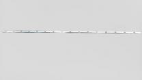 165 LOCKING STRIP (KEYHOLE) SELF-LEVEL