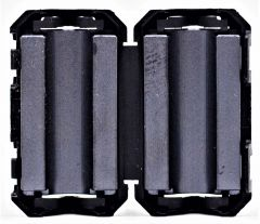 FERRITE SPLIT CORE SNAP ON 0.315 ID