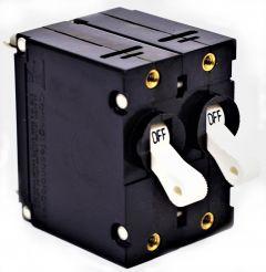 C/B 001.00 AMP 2 POLE G/P