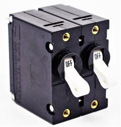 C/B 015.00 AMP 2 POLE G/P