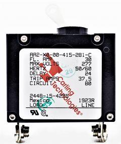C/B 030.00 AMP 2 POLE G/P