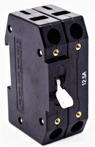 C/B 012.50 AMP 2 POLE MTR-DIN