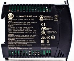 POWER SUPPLY 24VDC 2.1A 50W